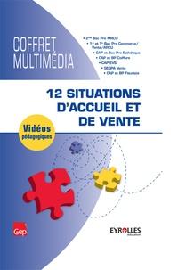 Goodtastepolice.fr Coffret multimédiat, 12 situations d'accueil et de vente Image
