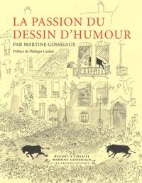 Martine Gossieaux - La passion du dessin d'humour.