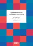 Martine Janner-Raimondi et Alain Trouvé - L'engagement éthique en éducation et en recherche.