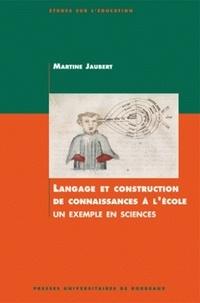 Langage et construction de connaissances à lécole - Un exemple en sciences.pdf