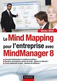martine Jesus - Le MindMapping pour l'entreprise avec MindManager 8.