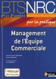 Martine Laffitte-Mourlanne et Ginette Lafontaine - Management de l'Equipe Commerciale BTS NRC 1e et 2e années.