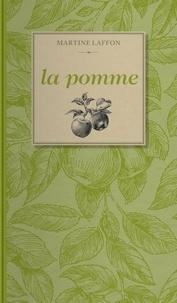 Martine Laffon - La pomme.