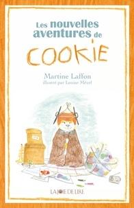 Martine Laffon et Louise Mézel - Les nouvelles aventures de Cookie.