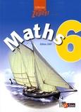 Martine Lafon et Fedele Annicchiarico - Maths 6e.