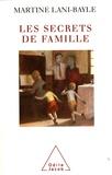 Martine Lani-Bayle - Les Secrets de famille - La transmission de génération en génération.