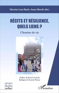 Récits et résilience, quels liens ? - Chemins de vie.pdf