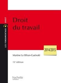 Martine Le Bihan-Guénolé - Droit du travail.