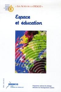 Martine Le Guen - Espace et éducation.