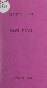 Martine Leca - Don Juan.