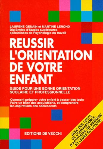 Martine Lerond et Laurène Genain - .