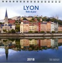 Martine Leroy et Didier Nourry - Calendrier Lyon Belle de jour.