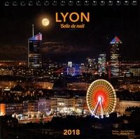 Martine Leroy et Didier Nourry - Calendrier Lyon Belle de nuit.