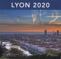Martine Leroy et Pierre Deruaz - Calendrier Lyon - 30x30.