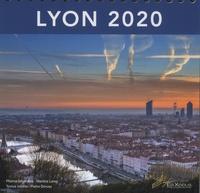 Martine Leroy et Pierre Deruaz - Calendrier Lyon - 15x15.