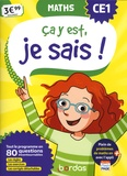 Martine Lhuaire et Françoise Lemau - Maths CE1 Ca y est, je sais !.