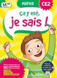 Martine Lhuaire et Marie-Christine Olivier - Maths CE2 Ca y est, je sais !.