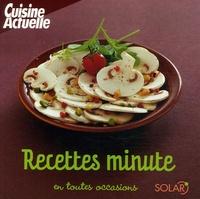 Martine Lizambard - Recettes minute.