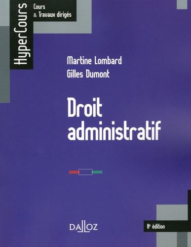 Droit administratif 8e édition