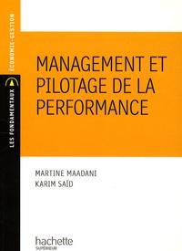 Accentsonline.fr Management et pilotage de la performance Image