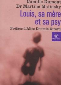 Martine Malinsky et Camille Dumont - .