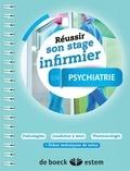 Martine Mazoyer - Réussir son stage infirmier en psychiatrie.