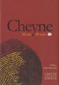 Martine Mellinette et Jean-François Manier - Cheyne trente ans, trente voix - 1980-2010.