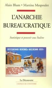 Martine Mespoulet et Alain Blum - .