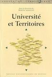 Martine Mespoulet - Université et Territoires.