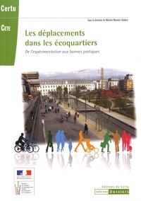 Martine Meunier-Chabert - Les déplacements dans les écoquartiers - De l'expérimentation aux bonnes pratiques.