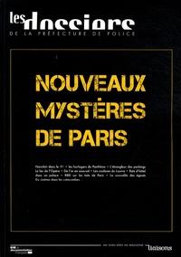 Martine Monteil et Pierre Dragon - Nouveaux mystères de Paris.
