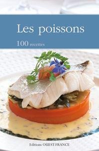 Martine Nouet et Bleuzen Du Pontavice - Les poissons - 100 recettes.