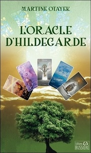 Martine Otayek - L'oracle d'Hildegarde - Coffret Livre + 48 cartes.