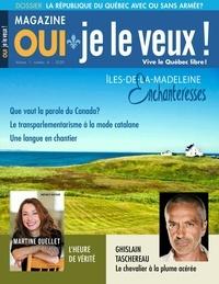 Martine Ouellet - La République du Québec avec ou sans armée ?.