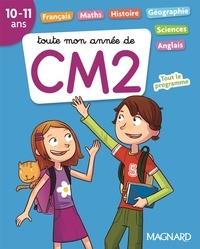 Martine Palau et Alexandre Bonnefoy - Toute mon année de CM2.