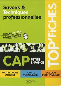 Checkpointfrance.fr Savoirs, Techniques professionnelles Cap petite enfance Image