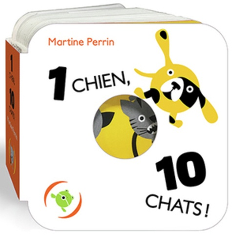 Martine Perrin - 1 chien, 10 chats !.