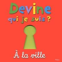 Martine Perrin - A la ville.
