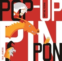 Martine Perrin - Pop-up pin pon.