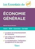 Martine Peyrard-Moulard - Economie générale.