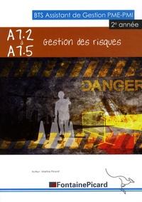 Accentsonline.fr Gestion des risques A7.2 à A7.5 BTS AG PME-PMI - 2e année Image