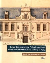 Martine Plouvier - Guide des sources de l'histoire de l'art aux Archives nationales et aux Archives de Paris.