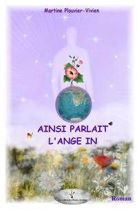Martine Plouvier-Vivien - Ainsi parlait l'ange in'.
