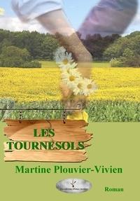 Martine Plouvier-Vivien - Les Tournesols.