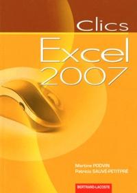 Martine Podvin - Clics Excel 2007.