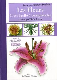 Martine Poulain et Thaïs Aubert - Les fleurs.