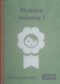 Martine Pourchet et Michel Zorman - Fluence CP/CE volume 1 - Guide pédagogique.