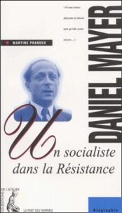Goodtastepolice.fr Daniel Mayer, un socialiste dans la Résistance Image