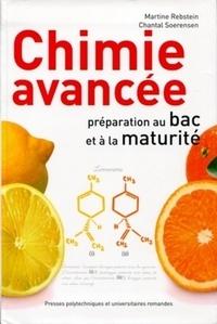 Goodtastepolice.fr Chimie avancée - Préparation au bac et à la maturité Image