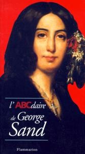 Martine Reid - L'ABCdaire de George Sand.